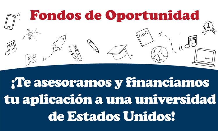 Fondos de Oportunidad Comuncado de Prensa