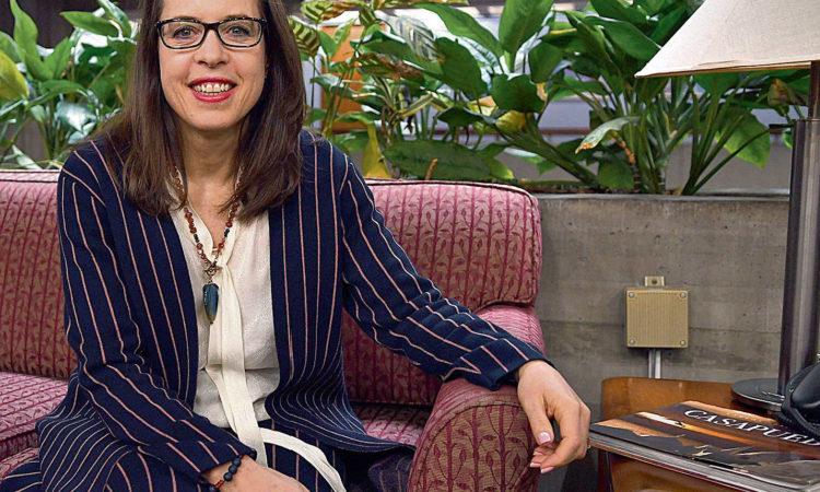 Kelly Keiderling Foto: Diario El País