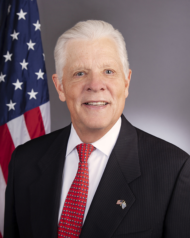 Photo of Ambassador Kenneth S. George