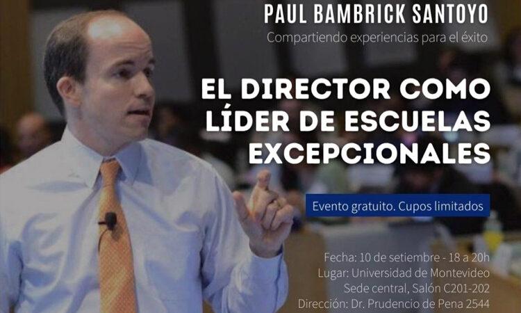 Paul Bambrick Santoyo