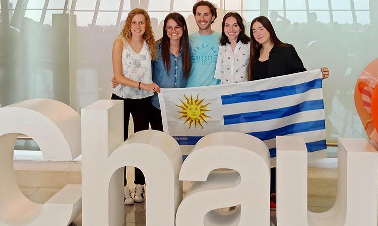Estudiantes de SUSI 2020