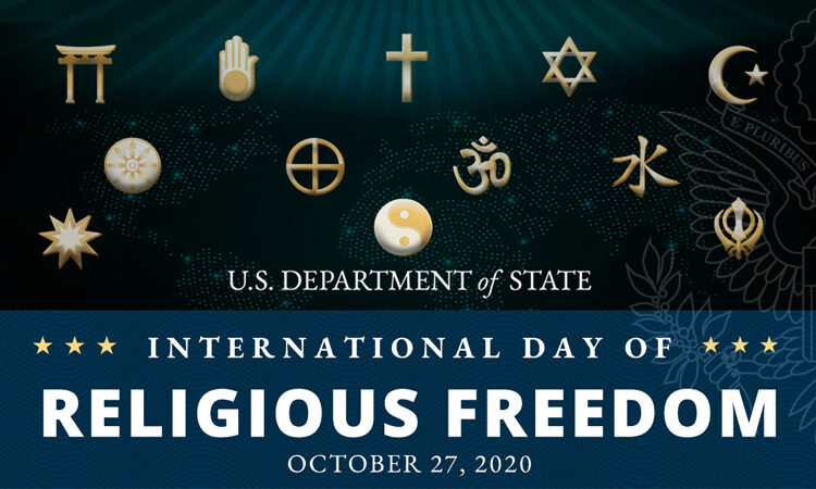 Religiuos Freedom Day State Department