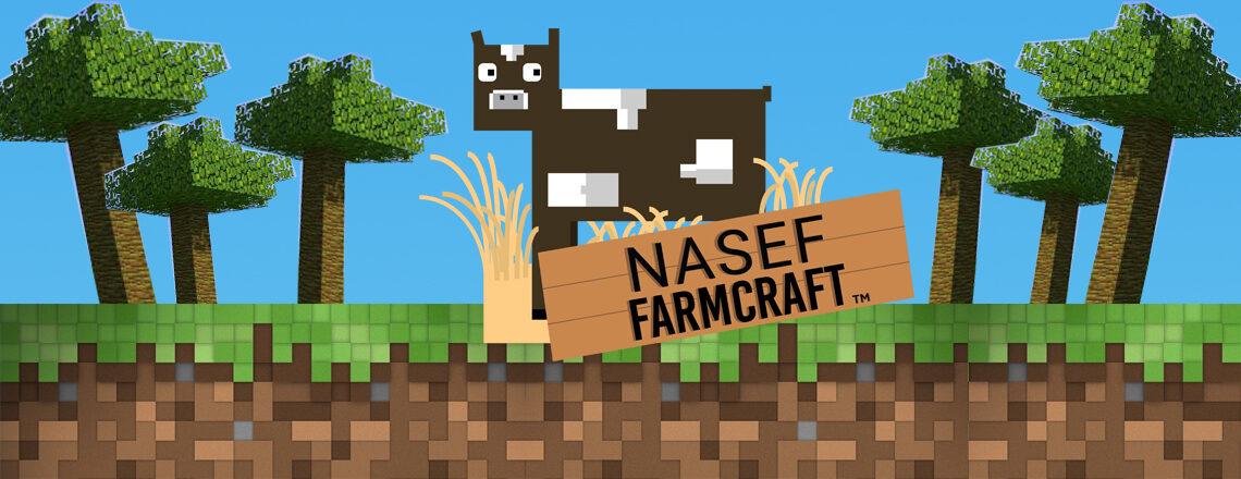 Farmcraft: Un desafío de agricultura y ganadería dentro del videojuego Minecraft