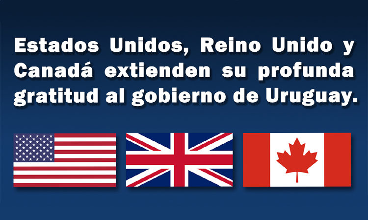 Thank You Uruguay