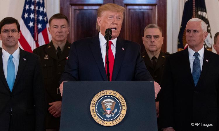Trump-address-Nation-on-Iran-missile-strike