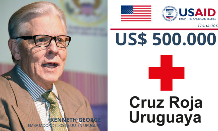 USAID-Donation- Cruz Roja