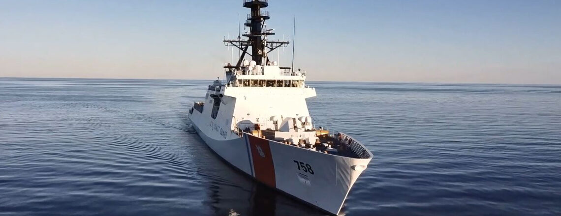 U.S. Coast Guard Operation Southern Cross Builds Multilateral Cooperation to Combat IUU