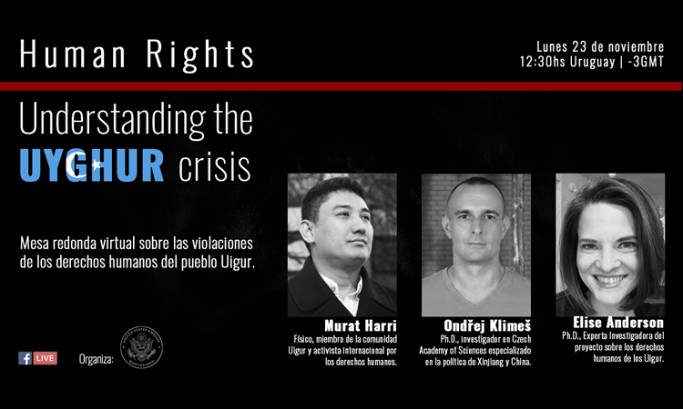 Uyghur Crisis roundtable