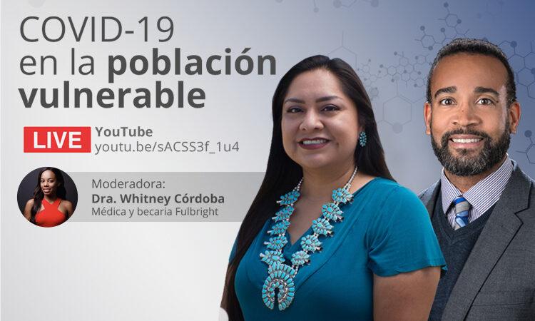 COVID19 en Población Vulnerable