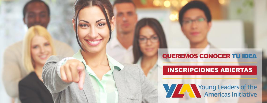 Llamado a emprendedores interesados en participar del programa YLAI 2020