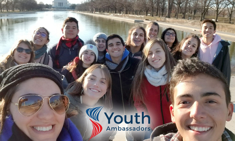 Youth Ambassadors 2018 - Uruguay group