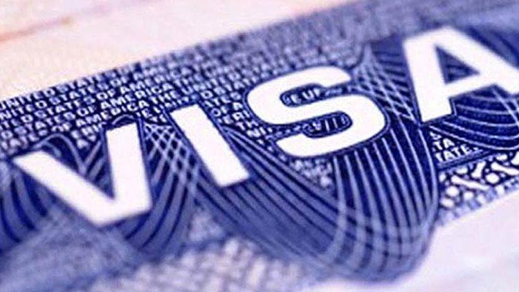 U.S. visa photo