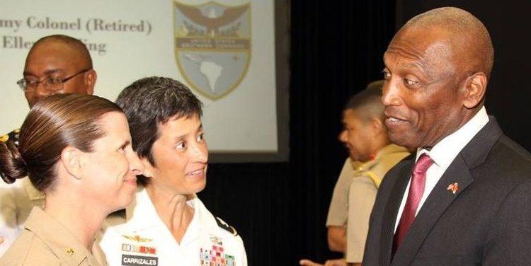 Ambassador John L. Estrada at WIMCON 2016