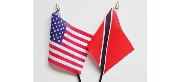 US and TT flags