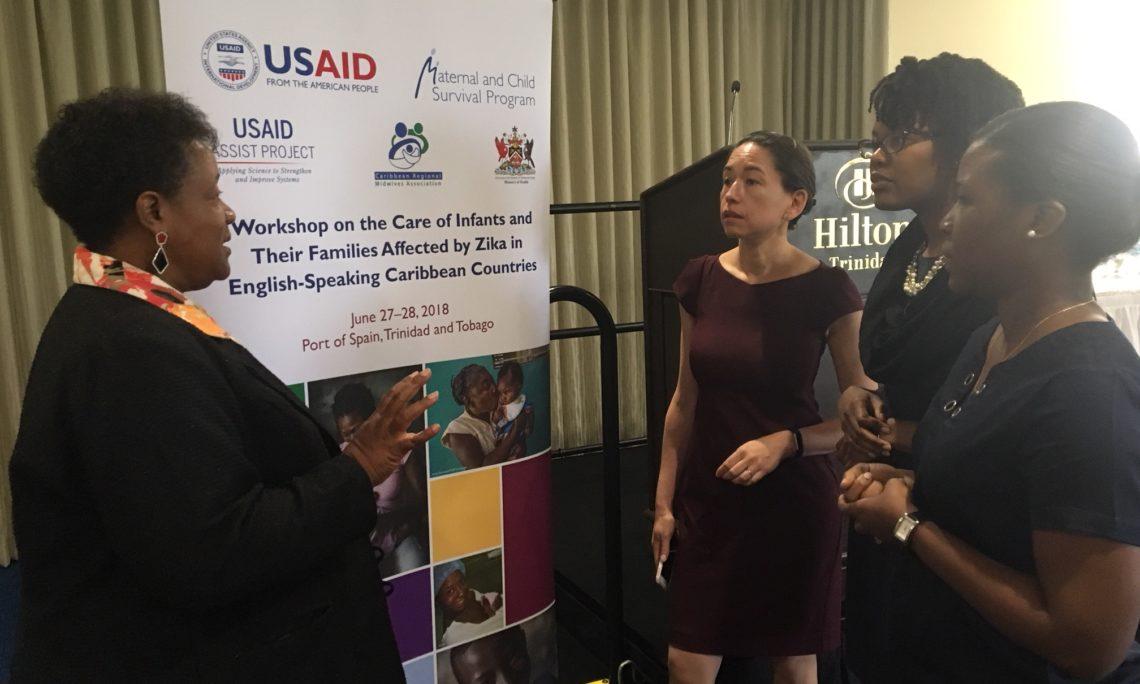 U S  Invites Regional Health Practitioners to Tackle Zika