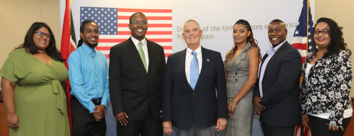 Six T&T Scholars Selected for 2019 Fulbright Scholarship Awards