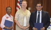 U.S. Embassy awards grants