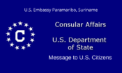 Consular update