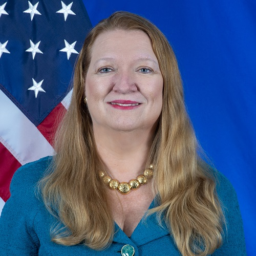 Photo of Ambassador Karen Lynn Williams