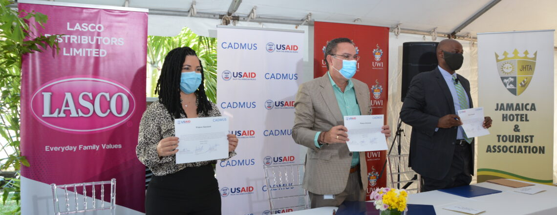 USAID Awards US $4 Million Towards Jamaica Renewable Energy Alliance