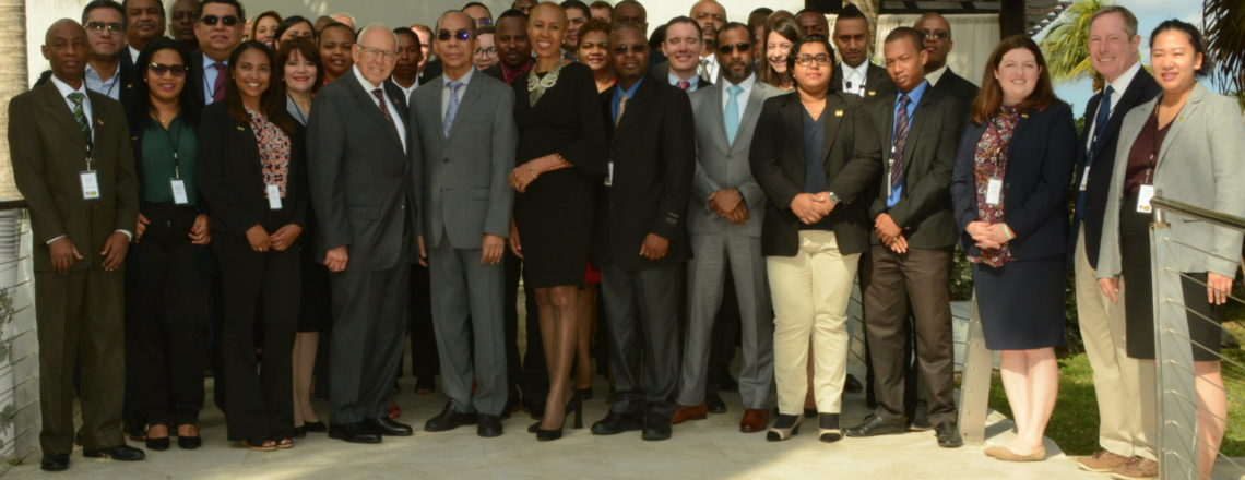 US-Jamaica host Cyber Capacity Building Workshop