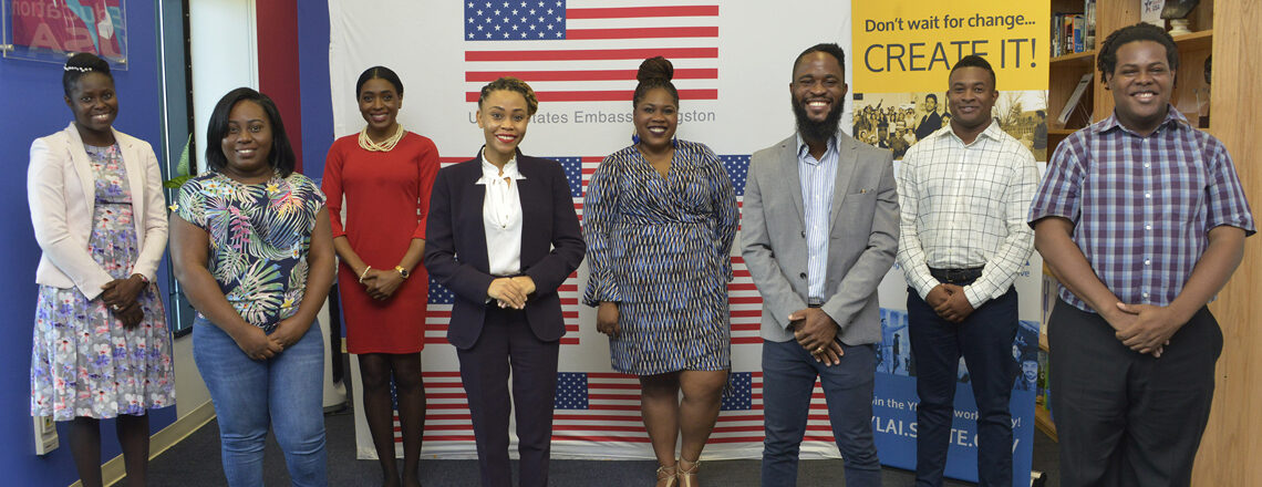 U.S. Embassy Announces the 2021 Cohort of YLAI Fellowship Program