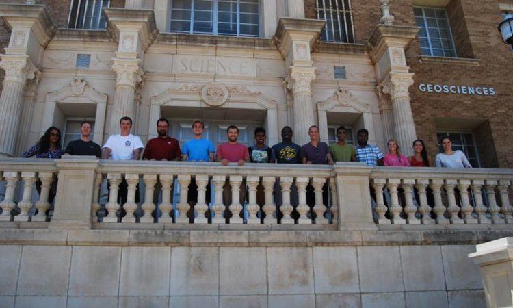 UG Students at Texas Tech
