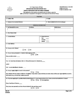 DS-174-Application-for-Employment-Form-pdf-270x350 Job Application Form Us Emby on
