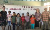 Ambassador Lynch visits Region Nine