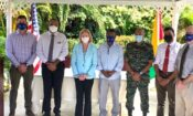 Ambassador Lynch with GOG and Partners of the Medical Outreach