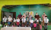 DCM donates School Supplies at St. Ignatius Secondary School
