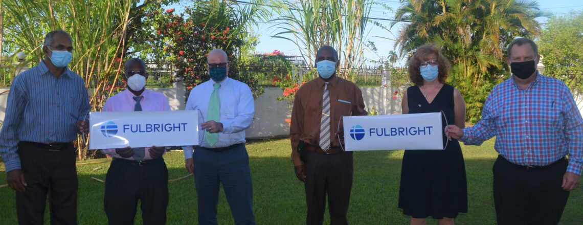 Celebrating 75 Years of Fulbright: Impact in Guyana and Around the Globe