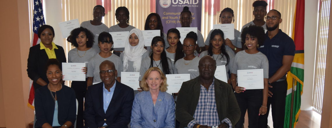 USAID places high priority on youth development