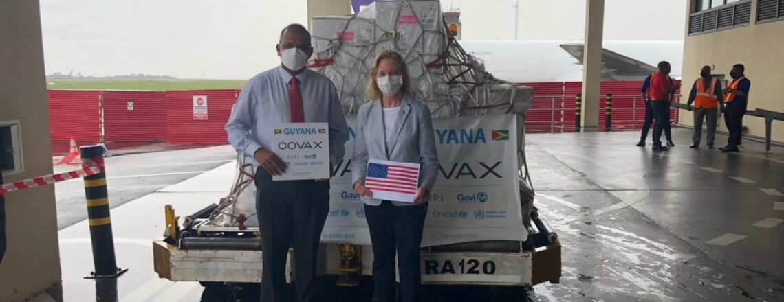Press Release: Fourth Shipment of COVID-19 Vaccines through COVAX