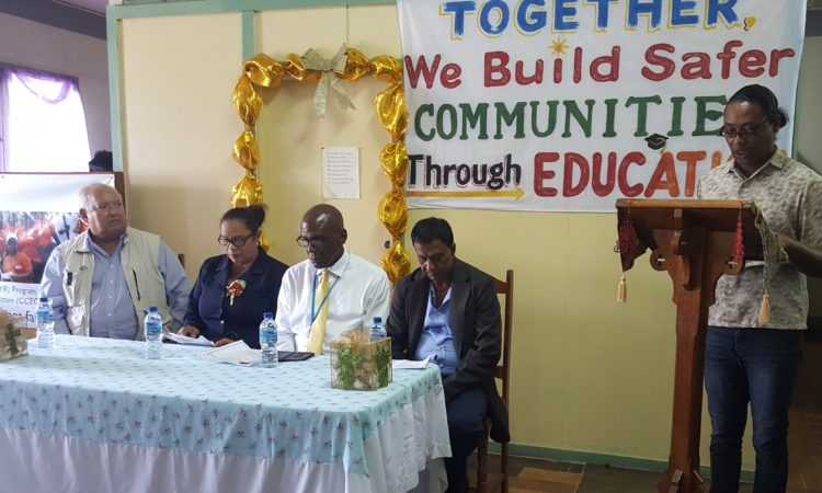 Launch of USAID After School Program
