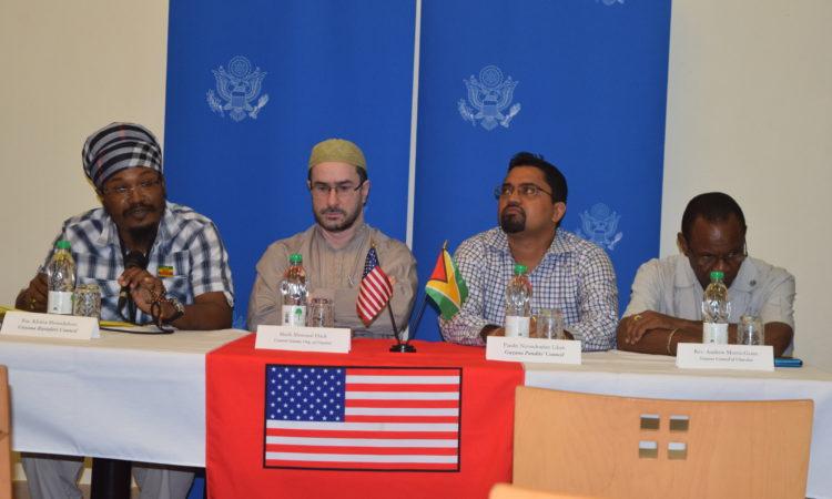 Panel of religious leaders