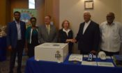 USAID donates climate monitoring equipment to Government of Guyana