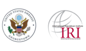 USG and IRI logos
