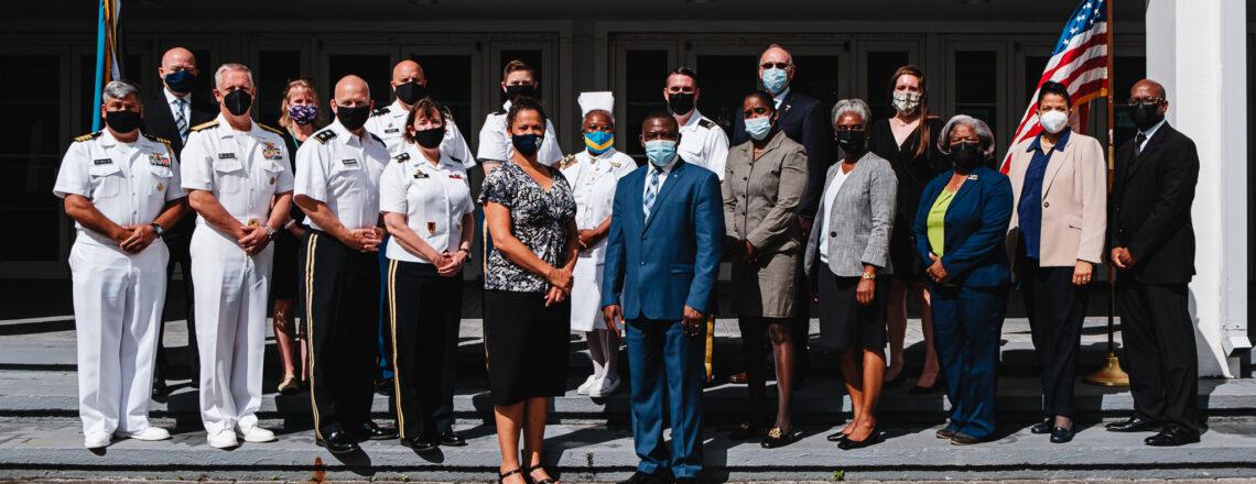 U.S. Donates Additional $500K towards COVID-19 Response in The Bahamas