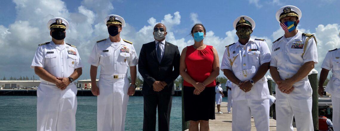 U.S. Helps Keep Bahamas Safe: Donates $5.9 Million in Boats, Comms Equipment to RBDF