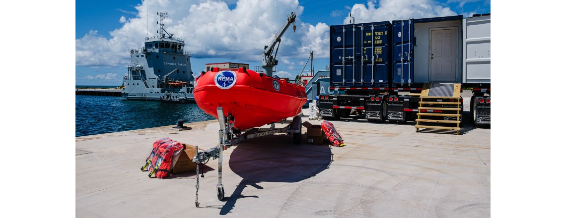 US Donates $3.6M in Materials for Hurricane Response in The Bahamas