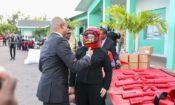 Handover ceremony to RBPF