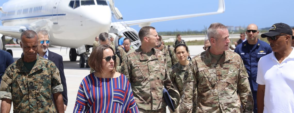 United States Steps up Relief Efforts inThe Bahamas