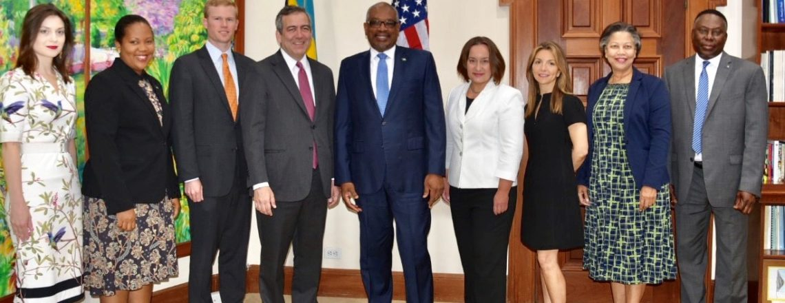 OPIC CEO Leads Delegation to Bahamas