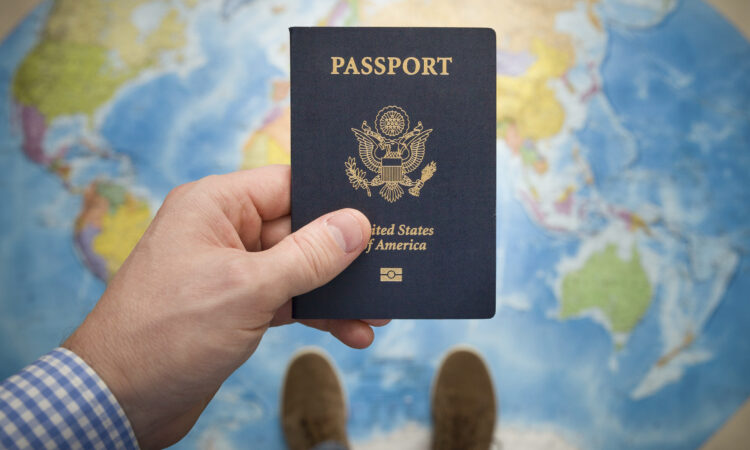 Renew your U.S. Passports by mail or in person.
