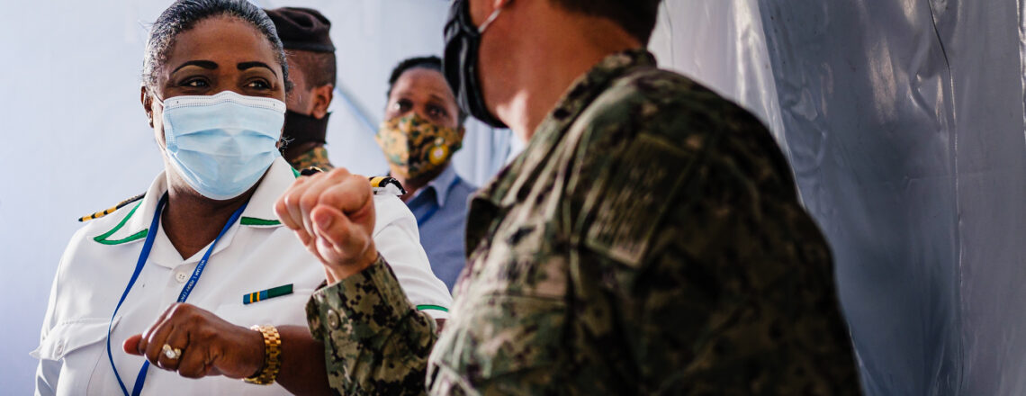 US Donates Additional $20K to COVID Fight in The Bahamas