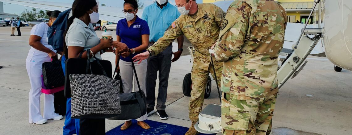 U.S. Helps Bahamas Distribute COVID-19 Vaccines to Eight Family Islands