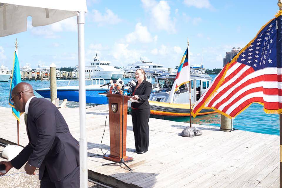 Remarks - Official Handover Ceremony of SAFE Boat and