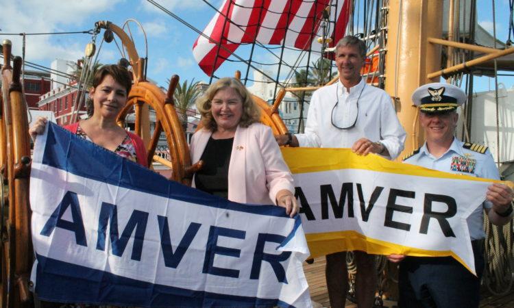 Amver 2017 (State Dept)