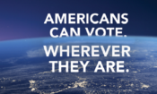 Americans Can Vote Wherever They Are – Graphic